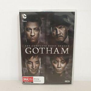 Gotham Season 1 The First Series One DVD (6 Discs) Region 4, Free Postage