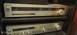 Technics Amplificatore + Turner Anni 70 Vintage