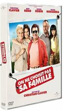 DVD *** ON NE CHOISIT PAS SA FAMILLE *** avec Christian Clavier, Jean Reno, ...