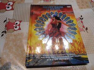 DVD notre dame de paris version integrale tbe