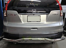 WynnTech Rear Bumper Protector Guard Single Pipe [Fits: 2012-2016 Honda CR-V]