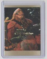 Farscape The Peacekeeper Wars Trading Card Insert #PW6 Ka D Argo