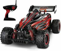 Sharper Image RC All Terrain 2.4GHz Remote Control Racing Street Thrasher RED