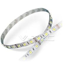 Striscia 300LED SMD5050 strip 5M luce RGB+Bianco 6000K SKU 2159 VTAC no WP