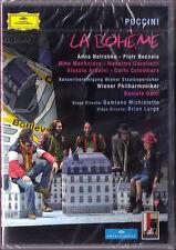 DVD PUCCINI: LA BOHEME Anna Netrebko Piotr Beczala Carlo Colombara Daniele Gatti