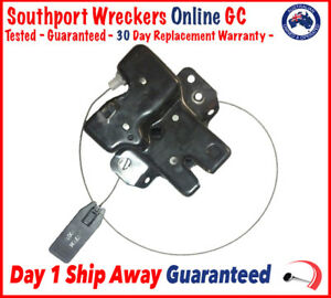 Genuine BA BF Ford Falcon Rear Boot Release Latch Lock Actuator Mechanism Unit
