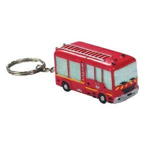 Schlüsselanhänger Auto Feuerwehr
