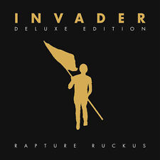 Invader - Rapture Ruckus [Deluxe Edition] (CD Digipak, 2015, BEC Recordings)