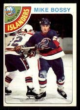 1978-79 O-Pee-Chee #115 Mike Bossy Rookie EX-MT Marked (ref 12031)