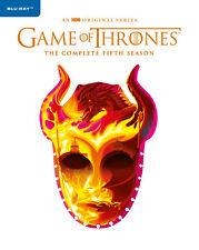 Game of Thrones - Season 5 (Limited Edition Robert Ball artwork) (Blu-ray)