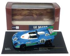IXO LM1972 Matra Simca MS670 #15 Le Mans Winner 1972 - Hill/Pescarolo 1/43 Scale