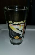 Led Zeppelin Welcomes to Japan no.1 Super Group Collectable Pint Glass