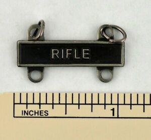RIFLE MARKSMANSHIP BADGE TAB / BAR - ARMY QUALIFICATION ATTACHMENT BAR / TAB