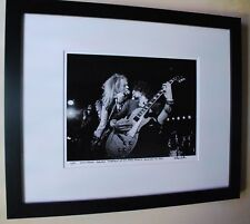 Reckless Road Guns N' Roses debuted Nightrain fine art photo 1985 signed 18/100