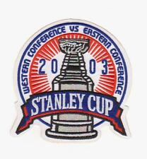 NHL 2003 STANLEY CUP CHAMPIONSHIP PATCH NEW JERSEY DEVILS