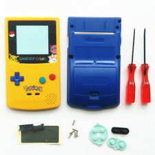 Pokemen Special Edition Housing Shell Case For Nintendo Game Boy Color GBC Hot
