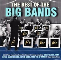 THE BEST OF THE BIG BANDS  (NEW SEALED CD)