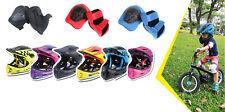 CIGNA Kids Balance Bicycle Bike Convertible Helmet 2 in 1 w/protective gear pads
