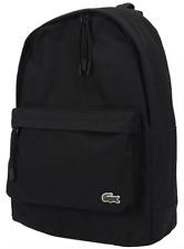 Lacoste Black Backpack / Shoulder Bag