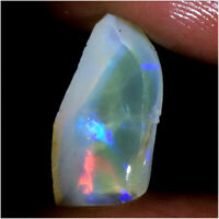 Ethiopia NATURAL Flashy 100% POWER ETHIOPIAN OPAL ROUGH Play of Color 04.45 Cts.