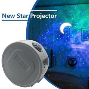 Magic~USB LED Galaxy Ocean Projector Starry Night Light Lamp Star Sky Projection