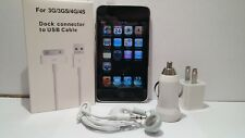 Apple iPod Touch 1-4th Generation  8, 16, 32, 64 GB White & Black