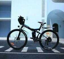 26inch Electric Bike Mountain Bicycle Ebike Shimano 21 Speed Li-Battery 350W//