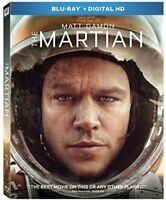 The Martian [New Blu-ray]
