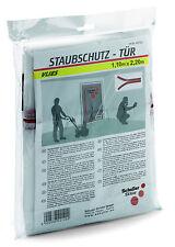 Staubschutztür Staubvorhang Staubschutz Schmutzschleuse Bautür bis 2,20x1,10m