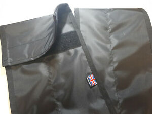 SEA or CARP Fishing Cloth Rod Bag Replacements. British made replacement bags..
