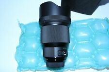 Sigma 85mm F/1.4 HSM DG ART Prime NIKON Mount Lens