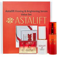 ASTALIFT Firming &Brightening Serum Value Set+30x0.5g Aquarysta Jelly RRP £138#D