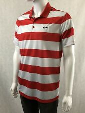 NIKE GOLF STANDARD DRI-FIT POLO SHIRT LARGE L MEN