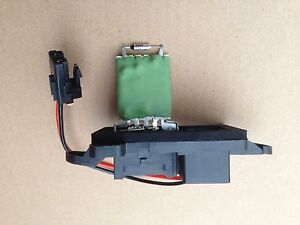OEM# 15415789, 1580858, 1580860, 1581095, 1581772 New HVAC Blower Motor Resistor