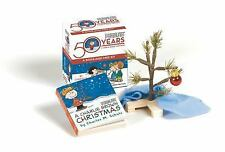 A Charlie Brown Christmas: Book & Tree Kit - Miniature Edition (2007, Paperback)