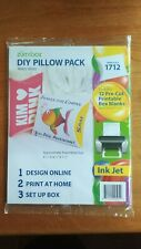 Zumibox Diy Pillow Pack-Template 1712 Make Your Own Boxes-Free Shipping