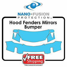 Kits For Cadillac - Avery Nano Fusion Paint Protection Film - Hood Bumper Fender