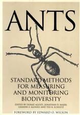 ANTS STANDARD METHODS MEASURING & MONITORING BIO DIVERSITY