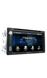 Soundstream Double Din VR-655B Brand New With Rear Camera