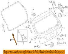 SUBARU OEM Liftgate Tailgate Hatch-Strut Support Cylinder Left 63260AL03A