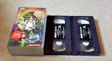 Doctor Who The Monster Of Peladon UK PAL VHS VIDEO 1995 2-Tape Set Jon Pertwee