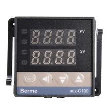 New Intelligent Alarm Digital LED PID Temperature Controller Kits AC 110 to 240V
