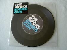 "THE KOOKS Eddie's Gun/Bus Song sealed 7"" vinyl single"