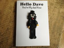 Fathers Day Card Papa Lazarou Handmade League Of Gentlemen Personalised