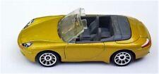 Matchbox Gold Porsche 911 Carrera Cabriolet - Nice Condition