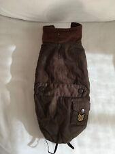 Zolux – manteau en velours marron  30 cm