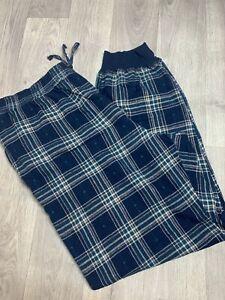 PJ BUNDLE OF 2 M&S PYJAMA PAJAMAS BOTTOMS / Pants size 18