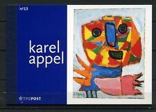 Nederland Prestigeboekje 13 Karel Appel **AANBIEDING**