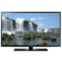 """Samsung UN60J6200 60"""" Black LED 1080P 120Hz Smart HDTV w/WiFi - UN60J6200AFXZA"""