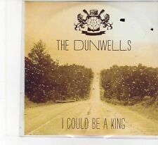 (FB554) The Dunwells, I Could Be A King - DJ CD